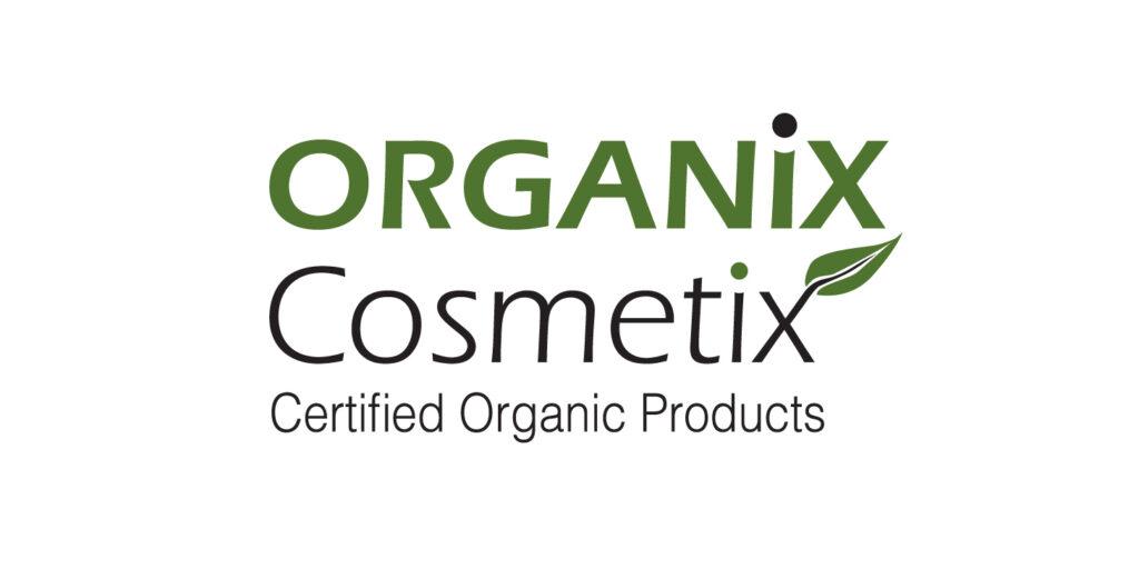 Logo for Organix Cosmetix