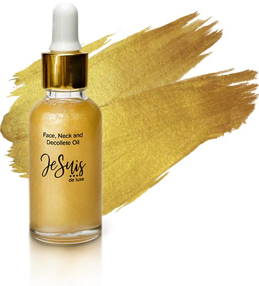 Je Suis cosmetics Face, Neck & Decollete Oil